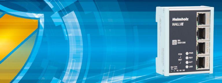 Case study: il firewall WALL-IE applicato alla rete macchine nella produzione con tecnologia ad ultrasuoni