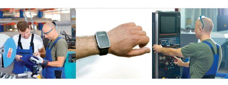 Invito webinar venerdì 24 aprile: Willie, il nuovo dispositivo indossabile per l'interazione uomo-macchina